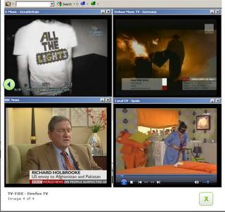 Watch live TV on Firefox