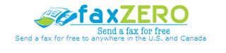 send free online fax US faxzero