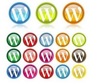 web 2.0 WordPress Icons