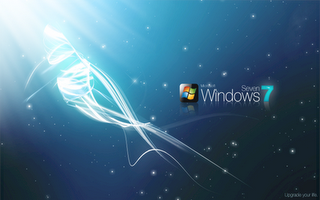 windows seven wallpaper future
