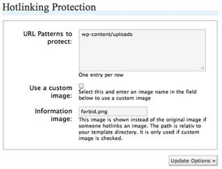 Avoid image hotlinking in wordpress