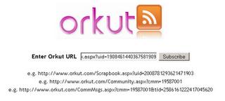 receive free orkut scraps