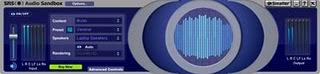 Download SRS audio sandbox - Improve PC audio quality