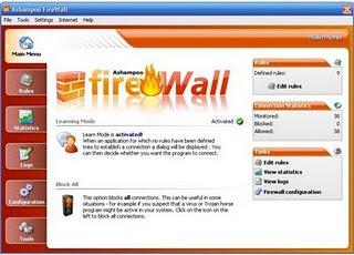 Ashampoo Firewall for Windows