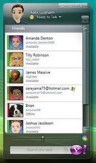 Download Yahoo messenger Portable