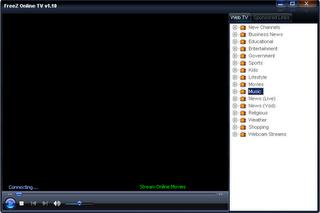 Freez free online TV