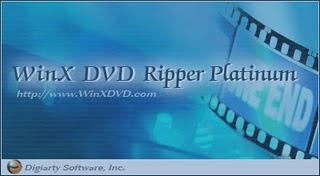 WinX DVD ripper full version free