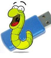 Remove autorun.inf USB pen drive virus