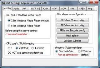 Win7codec  Windows 7 codec pack
