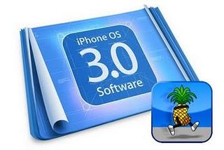 jailbreak iPhone firmware OS 3.0