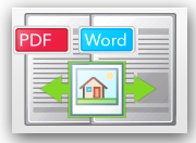 Convert PDF ebook  to Word online and using free software